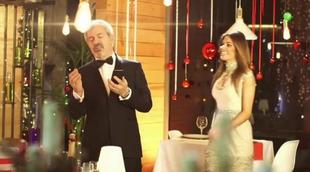 """""""Las Campanadas del amor"""": Carlos Sobera y Lara Álvarez te invitan a despedir el año en Mediaset"""