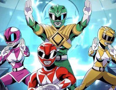 Bandai Namco lanza un videojuego basado en 'Mighty Morphin Power Rangers'