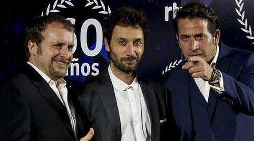 """Los protas de 'iFamily': """"Hace tiempo que TVE no hace una comedia sin complejos y esta lo es"""""""