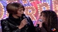 Whitney Houston sorprende a una fan en 'Sorpresa, sorpresa'