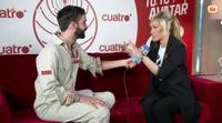 'Tú, yo y mi avatar': Probamos el Sofá de la Compatibilidad con Luján Argüelles y los piropos de 'QQCCMH'