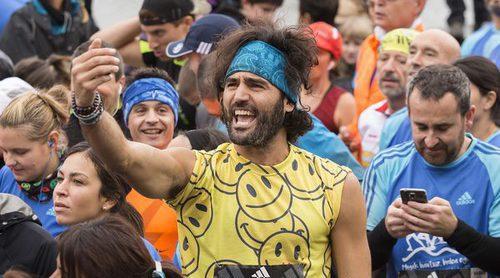 Making of de 'Maraton Man': Así es la grabación y el planteamiento de la carrera de Behobia