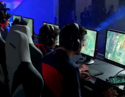 Así es la programación de Movistar+ para eSports, su nuevo canal de deportes electrónicos
