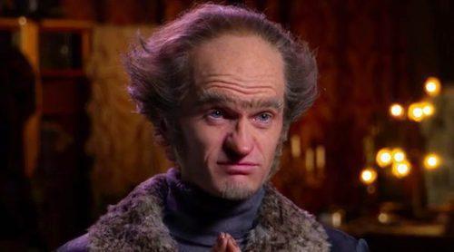 'Una serie de catastróficas desdichas': La entrevista más surrealista con el terrible conde Olaf