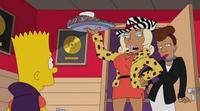 Dos personajes de 'Empire' se cuelan en un episodio de 'Los Simpsons'