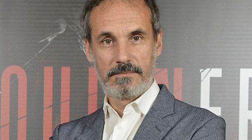 """Francesc Garrido: """"Ha sido muy excitante estar en 'Sé quién eres', como un gran salto al vacío"""""""