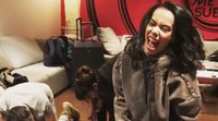 Beatriz Luengo enseña a sus compañeros de 'Tu cara me suena' a hacer twerking
