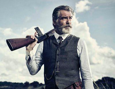 Avance de 'The Son', la serie de Pierce Brosnan que AMC España estrena en abril