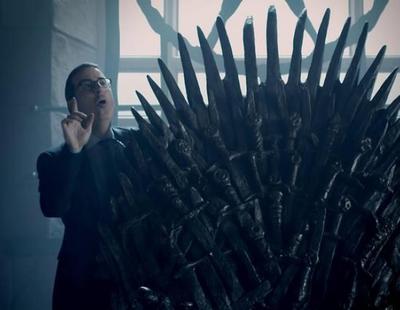 'Juego de Tronos' se cuela en la promo de la nueva temporada de 'Last Week Tonight' con John Oliver
