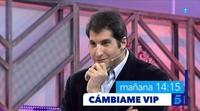 'Cámbiame VIP': Julián Contreras se sube a la pasarela para someterse al juicio de Pelayo, Natalia y Cristina