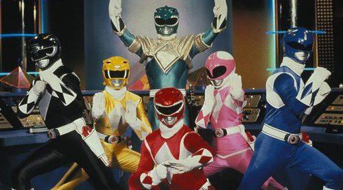 Así sería la mítica cabecera de 'Power Rangers' con imágenes del reboot cinematográfico