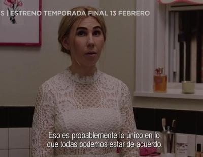 """Tráiler subtitulado de la sexta temporada de 'Girls': """"No quiero que nuestra amistad termine"""""""