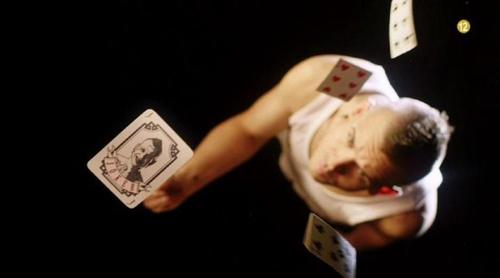 David Muñoz se convierte en el Joker para promocionar la segunda temporada de 'El Xef'