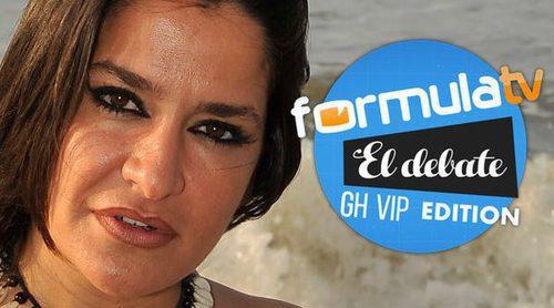 'FormulaTV: El Debate': ¿Va a liarla Aída Nízar en 'GH VIP 5'?