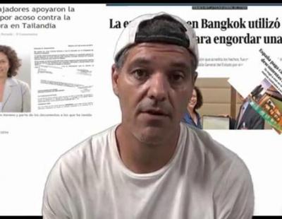 """Frank Cuesta llama """"vendida"""" a Ana Rosa Quintana"""