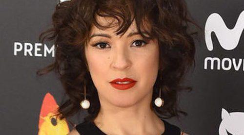 """Verónica Sánchez: """"Empezamos a rodar 'Tiempos de guerra' en febrero y no sé si tendré tramas con Sacristán"""""""