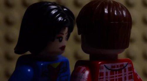 El divertido tráiler en versión LEGO de la nueva película de 'Power Rangers'