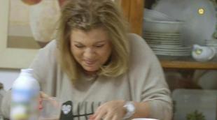Terelu sigue mojando la porra en el quinto programa de 'Las Campos'