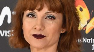 """Najwa Nimri: """"'Eres la puta ama' y 'la puta jefa' es lo que más me dice la Marea Amarilla en sus mensajes"""""""