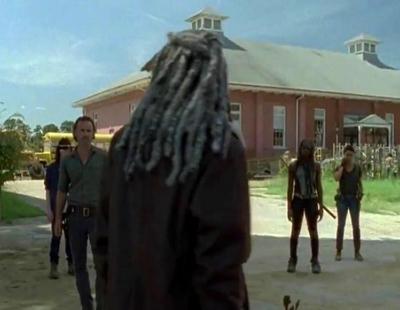 'The Walking Dead': Rick se encuentra con Ezekiel en la nueva promo de la midseason de la temporada 7
