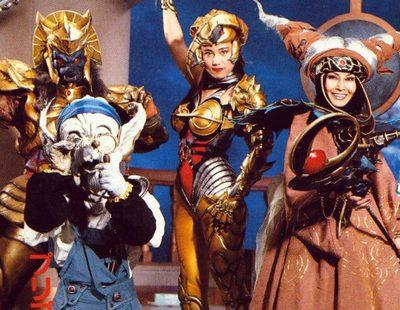 'Power Rangers': El sorprendente montaje del tráiler del reboot cinematográfico con imágenes de 'Super Sentai'