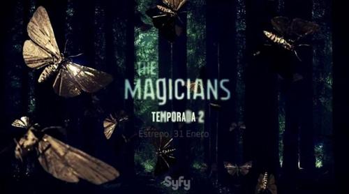 Promo de 'The Magicians': La segunda temporada llega a Syfy el 31 de enero