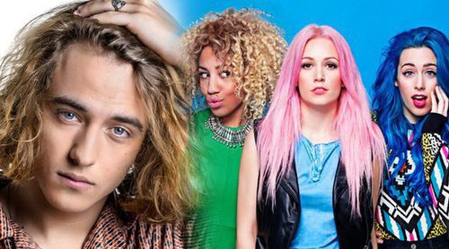 "Manel Navarro canta ""Do it for your lover"" con Sweet California"