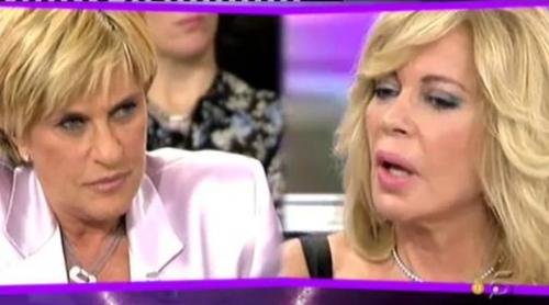 """Bárbara Rey y su """"noche de amor"""" con Chelo García-Cortés"""