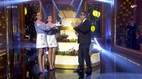 'Late motiv': Silvia Abril se convierte en un divertidísimo clon de Raquel Sánchez Silva