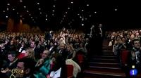 Adriana Ugarte se equivoca de ganador en los premios Goya 2013