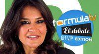'FormulaTV: El Debate': ¿Por qué Aída Nízar va de buena? ¿Fue un papelón la reconciliación de Irma y Alonso?