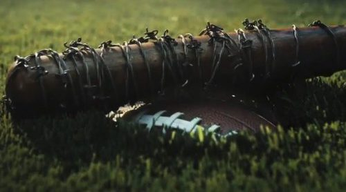 'The Walking Dead' promociona el regreso de la séptima temporada en la Super Bowl 2017