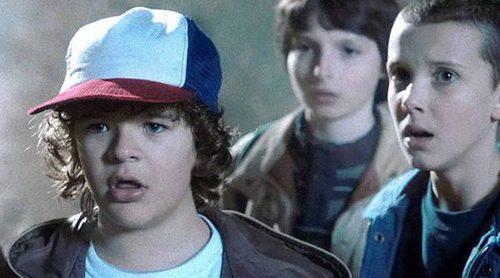 'Stranger Things': Así reaccionan los niños protagonistas al ver la promo de la segunda temporada