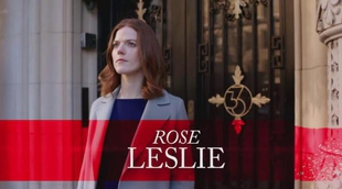 Así es Maia Rindell, el personaje de Rose Leslie en 'The Good Fight'