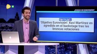 'El cascabel' analiza el supuesto tongo de 'Objetivo Eurovisión'