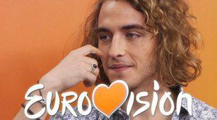 'Eurovisión Diaries': Así vivimos la rueda de prensa de Manel Navarro en la que Toñi Prieto no quiso responder