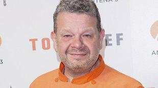 """Alberto Chicote ('Top Chef 4'): """"Esta edición se centra más en la capacidad de superar pruebas imposibles"""""""