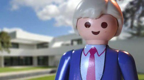 Un usuario crea el programa 'Mi casa es la tuya' en versión Playmobil