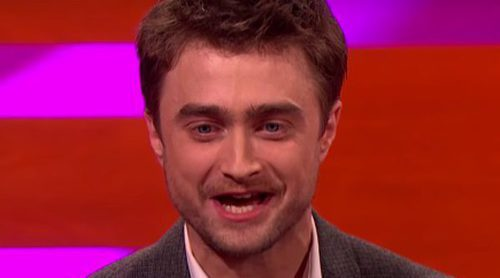 Daniel Radcliffe descubre a sus antepasados en 'The Graham Norton Show'