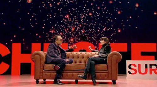 Avance 'Chester in love': María Belón, Carlos Páez y Marta García conversan con Risto de la supervivencia