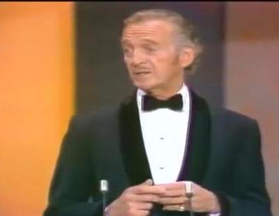 Un espontáneo aparece completamente desnudo en en el escenario de la ceremonia de los Oscar
