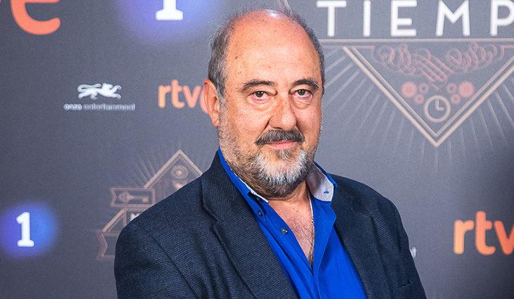 """José Ángel Egido ('El Ministerio del Tiempo'): """"Pensaba"""