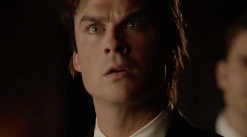'Crónicas vampíricas': Damon y Elena se reencuentran en el capítulo final de la serie