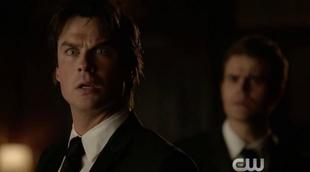 'Crónicas vampíricas': Damon y Elena se reencuentran en el nuevo teaser del final de la serie
