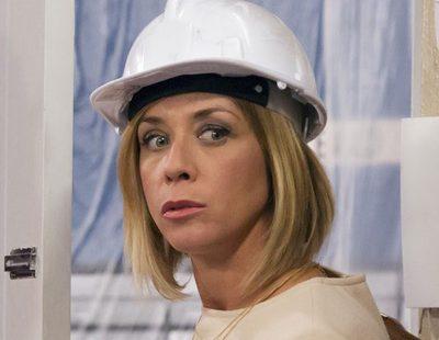 """Eva Isanta ('La que se avecina'): """"Chusa va a someter a Maite a uno de sus nuevos chantajes con el embarazo"""""""