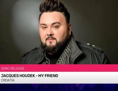"""""""My Friend"""", la arriesgada apuesta del croata Jacques Houdek para Eurovisión 2017"""