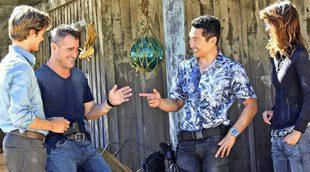 Primeras imágenes del crossover entre 'Hawaii Five-0' y 'MacGyver'