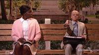 "Kate McKinnon se transforma en Jeff Sessions en una parodia de ""Forest  Gump"" en 'SNL' ('Saturday Night Live')"