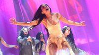 Eurovisión 2017: Así fue la actuación de 'Statements' de Loreen en el Andra Chansen del Melodifestivalen 2017