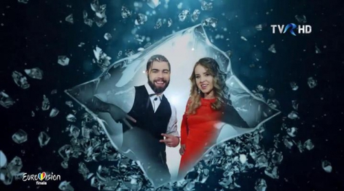 """Ilinca ft. Alex Florea cantan """"Yodel it!"""", la canción de Rumanía para Eurovisión 2017"""
